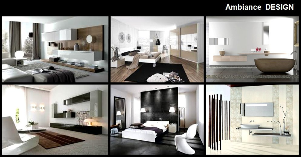 D co design for Ambiance et decoration