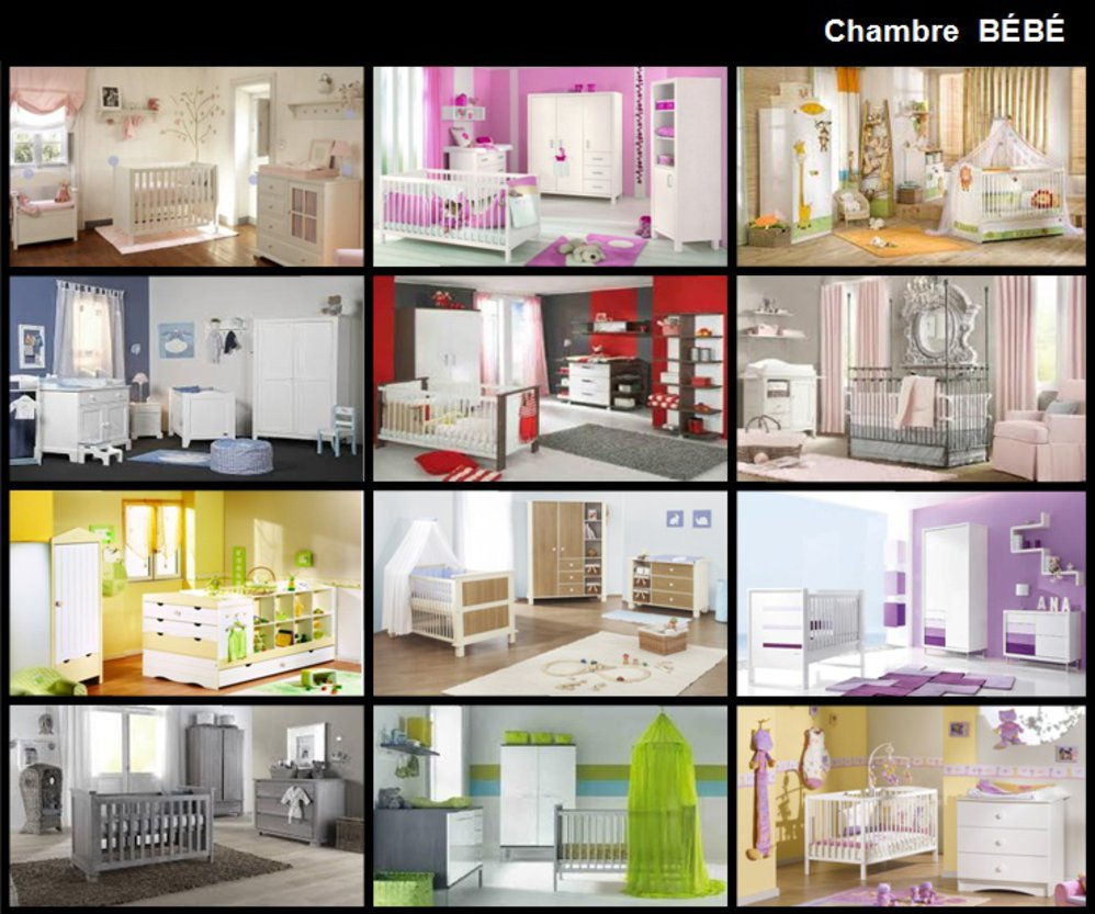 D co chambre bebe for Ambiance chambre enfant